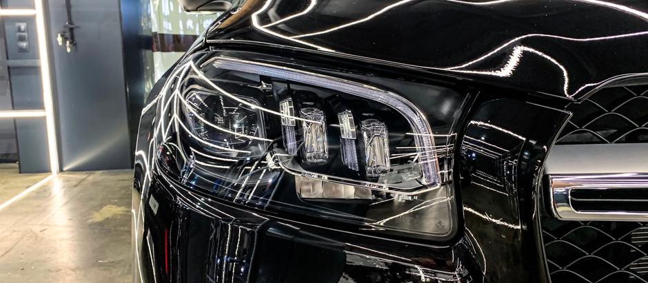 Mercedes GLS: премиальная защита
