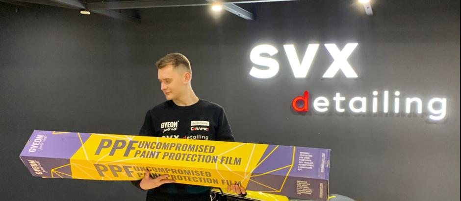 Gyeon: новый стандарт полиуретановых плёнок