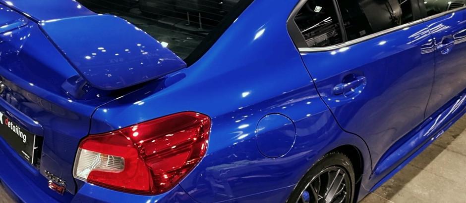 Комплекс работ для Subaru WRX STI