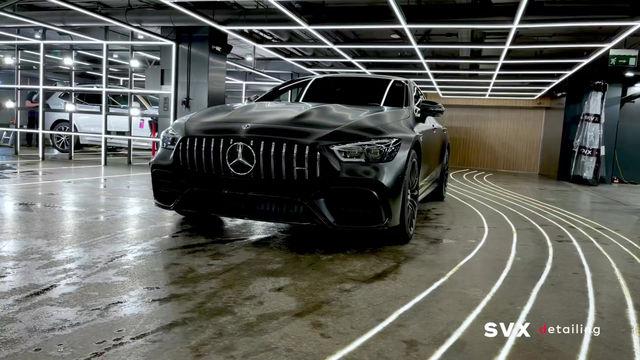 Mercedes AMG GT53: шах и мат!