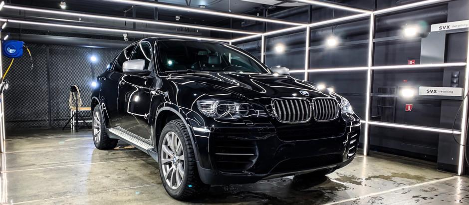 Восстановление ЛПК BMW X6