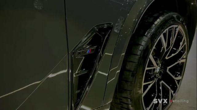 Топовая защита BMW X5M Competition