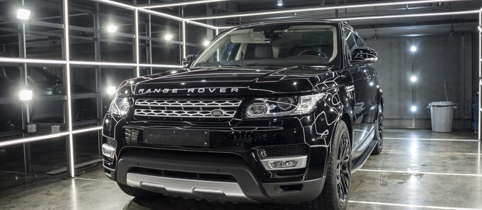 Комплекс для Range Rover