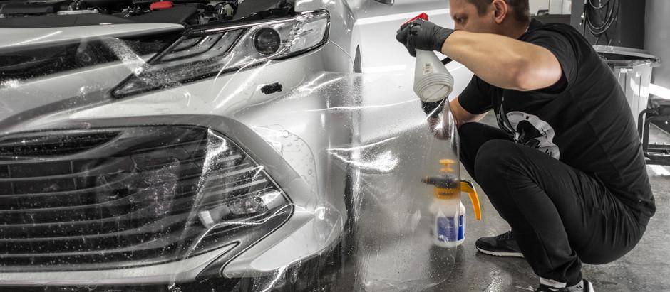 Комбинированная защита Toyota Camry