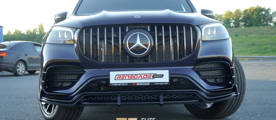Ваш Mercedes может быть максимально эксклюзивным 🔥🔥🔥 с тюнинг-пакетом от Renegade Design 😎
