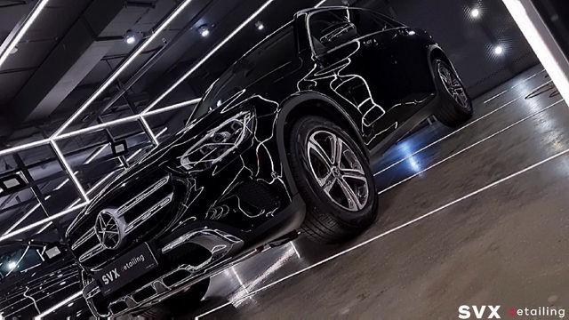 Защита зоны риска Mercedes GLC 200