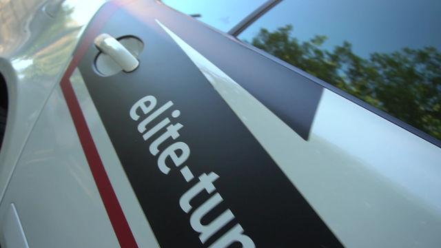 Апгрейд брендированного автомобиля Elite Tuning