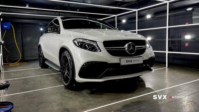 Mercedes GLE coupe: максимальная защита для абсолютной уверенности