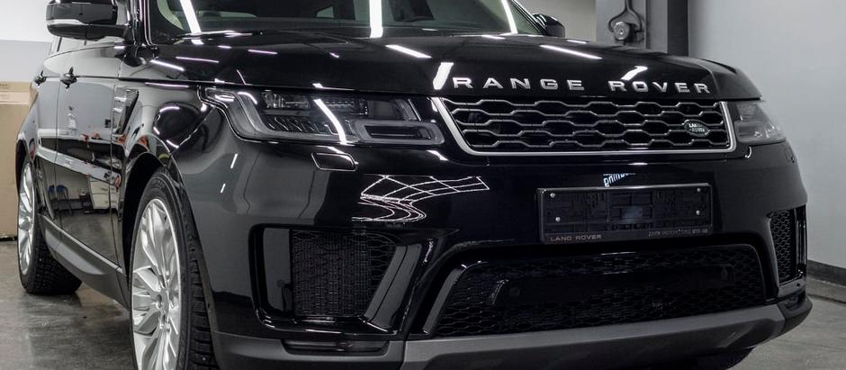Комплексная защита Range Rover Sport