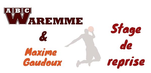 ABC Waremme & Maxime Gaudoux banner.png