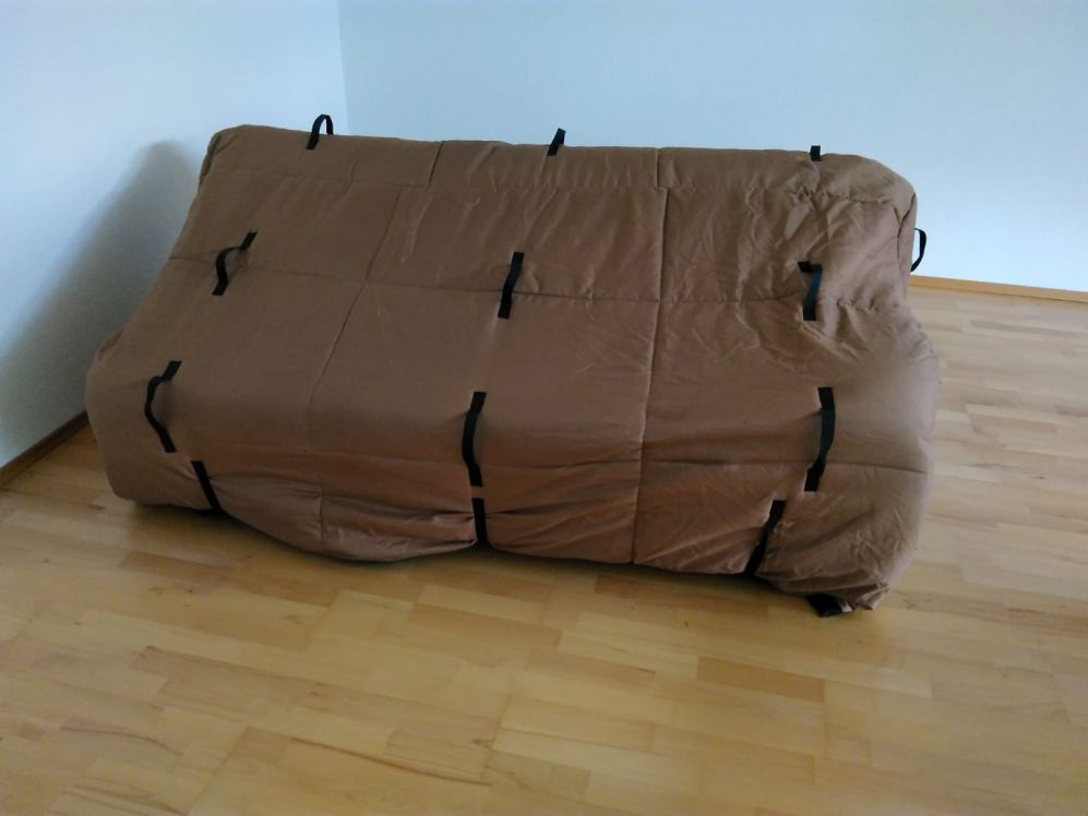 Einpackservice