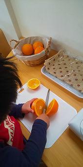 かんたくんオレンジ切り.JPG