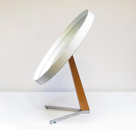 Large Round 1960s Mirror Robert Welch Durlston Designs