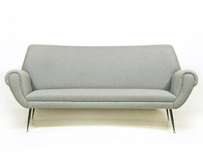 1960s Italian Sofa By Gigi Radice