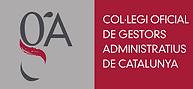 logo colegio oficial de gestores administrativos de Cataluña