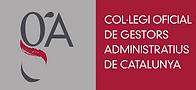 LOGO COL·LEGI OFICIAL DE GESTORS ADMINISTRATIUS DE CATALUNYA