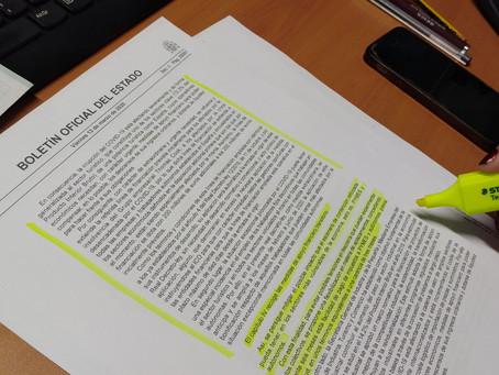 """""""Guía para la actuación en el ámbito laboral en relación al nuevo coronavirus"""""""