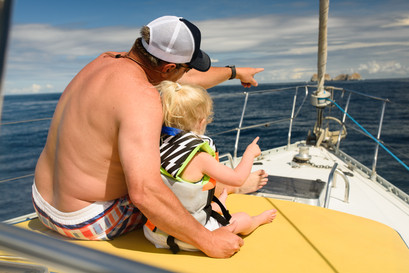 Private boat charter photographer with Serendipity Charters in Costa Rica