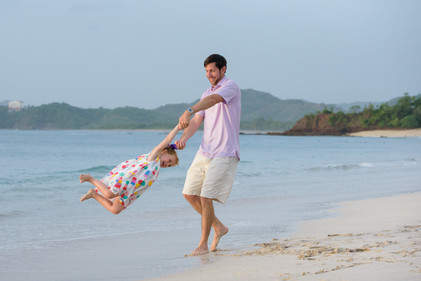 Kids photography near Tamarindo, Costa Rica