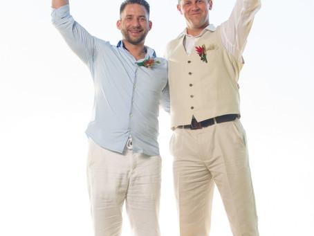 Congratulations Kent & Mihaela!!!