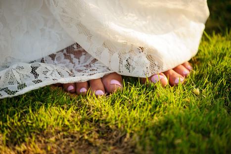 Barefoot wedding at the Tamarindo Diria in Tamairndo, Costa Rica