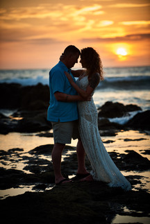 Tropical elopement at the Occidental Tamarindo in Costa Rica