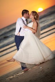 Tamarindo wedding photos at RipJack Inn in Playa Grande, Costa Rica