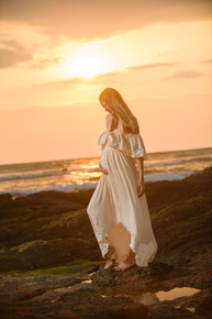 Maternity photography in Tamarindo, Costa Rica