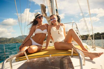 Private photos on Serendipity Charters Catamaran, Costa Rica