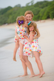 Family photographer near Tamarindo, Costa Rica