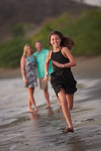Beach photography at El Mangroove Hotel, Autograph Collection in Playa Panama, Costa Rica