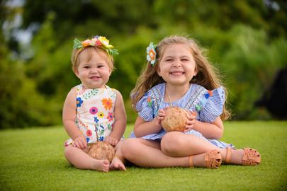 Siblings Photo Shoot at the Four Seasons Papagayo, Costa Rica