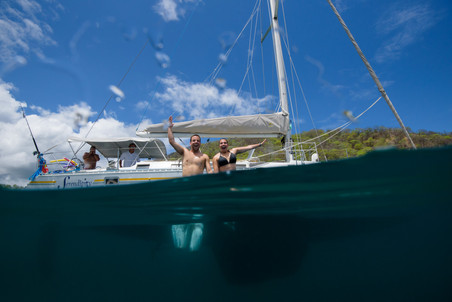 Private charter photography with Serendipity Charters in Costa Rica