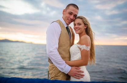 Costa Rica wedding photos