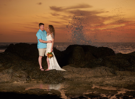 Elopement at the Occidental Tamarindo