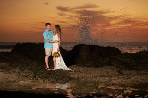 Elopement at the Occidental Tamarindo in Costa Rica