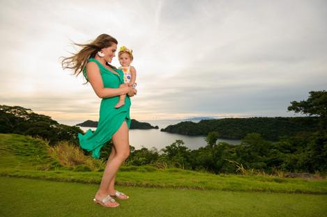 Four Seasons Papagayo, Costa Rica Family Photo shoot