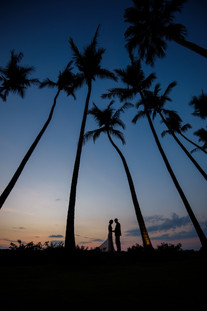 Wedding reception at the Tamarindo Diria in Tamairndo, Costa Rica