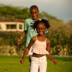 Children's photography at Hacienda Pinilla, Guanacaste, Costa Rica