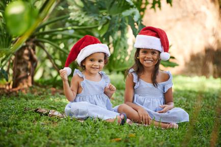 Christmas celebration in Tamarindo, Costa Rica