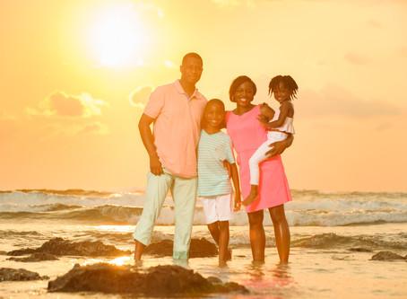 Family Photos at Hacienda Pinilla