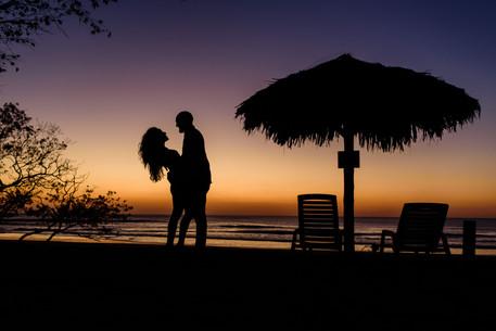 Couples Photos in Tamarindo, Costa Rica