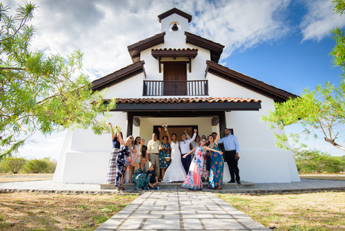Where to have a Catholic Wedding in Costa Rica