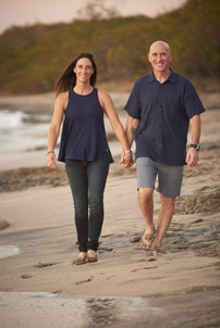 Couples photography in Tamarindo, Costa Rica