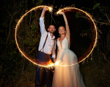 Wedding photographer at RipJack Inn in Playa Grande, Costa Rica