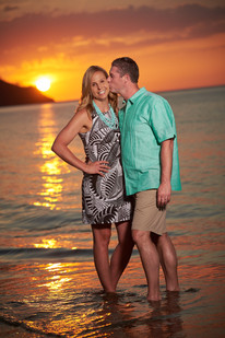 Couple's photography at El Mangroove Hotel, Autograph Collection in Playa Panama, Costa Rica