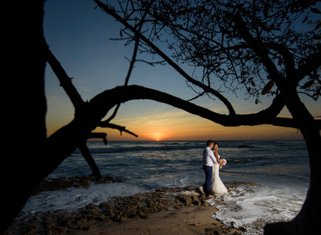 Catholic Wedding in Costa Rica