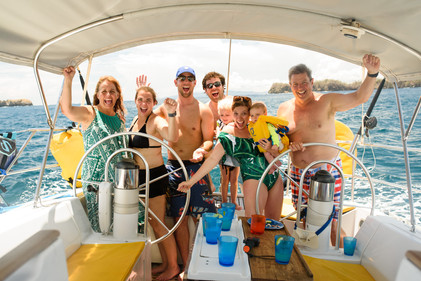 Private Charter photographer with Serendipity Charters in Costa Rica