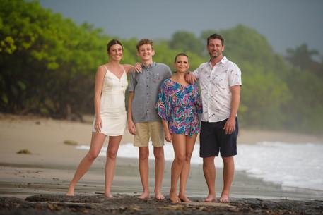 Best family photos in Tamarindo, Costa Rica