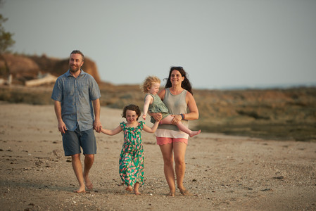 Family photographer at the JW Marriott Guanacaste, Costa Rica